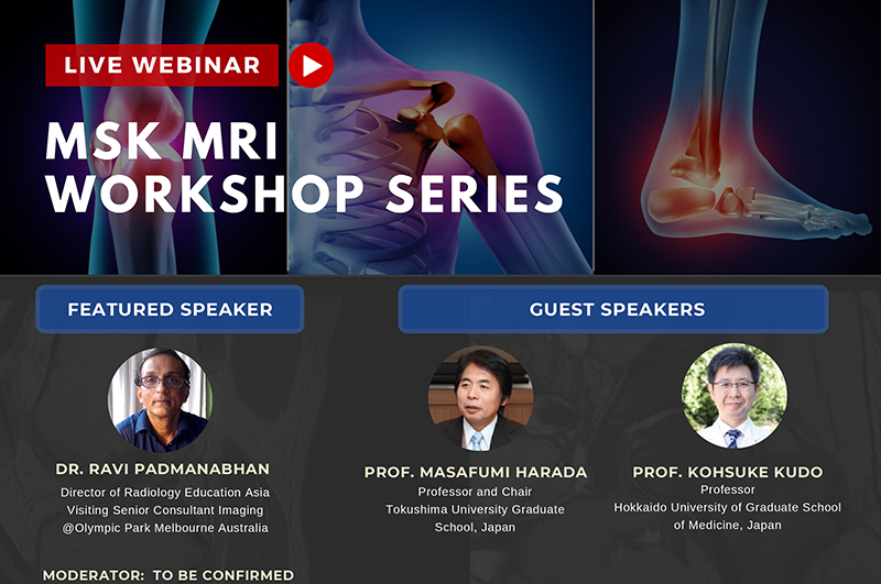 Workshop trực tuyến hoàn toàn miễn phí cho bác sĩ trong tháng 10/2020